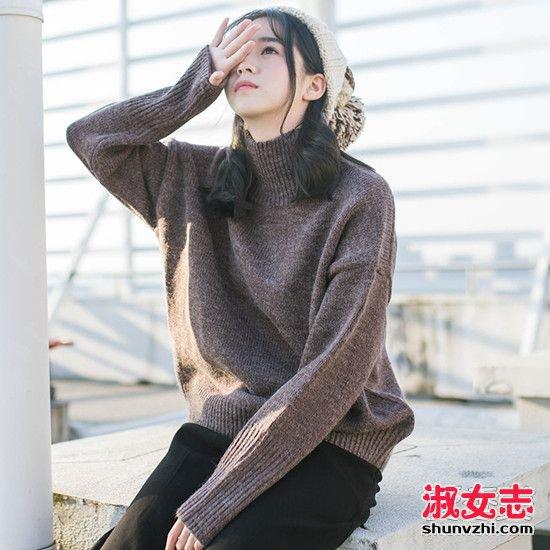 资讯生活冬季女生温暖好看的发型推荐